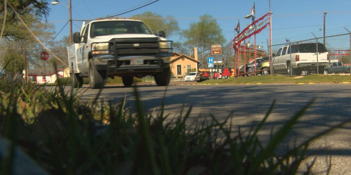 Lufkin announces streets for yearly overlay project
