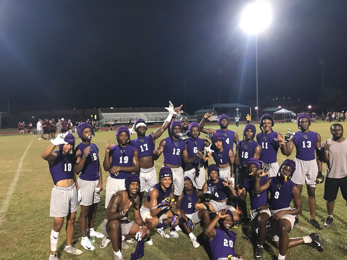 Pack qualifies for 2019 Texas 7on7 State Tournament