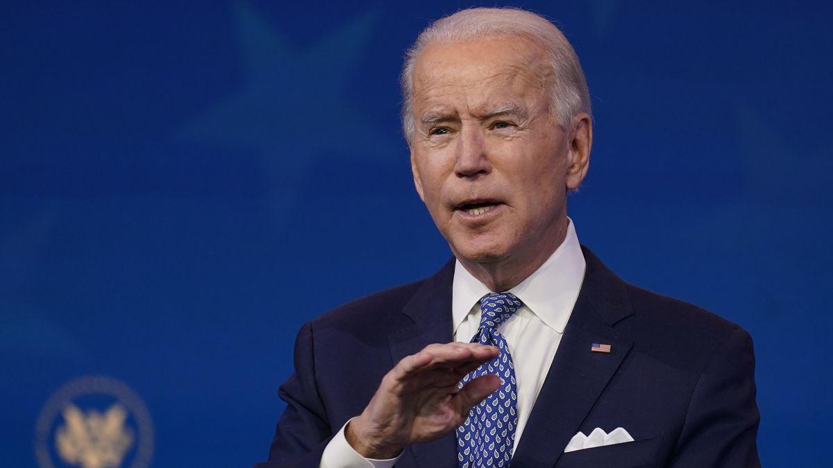 LIVE: Biden's virus plan: 100 million shots just the start