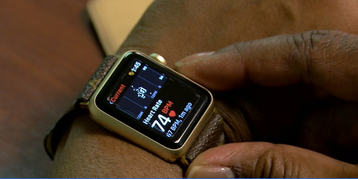 New Apple Watch helps treat heart problems, Lufkin cardiologists say