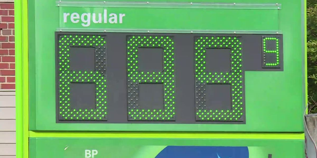 Virginia gas station charges nearly $7 a gallon