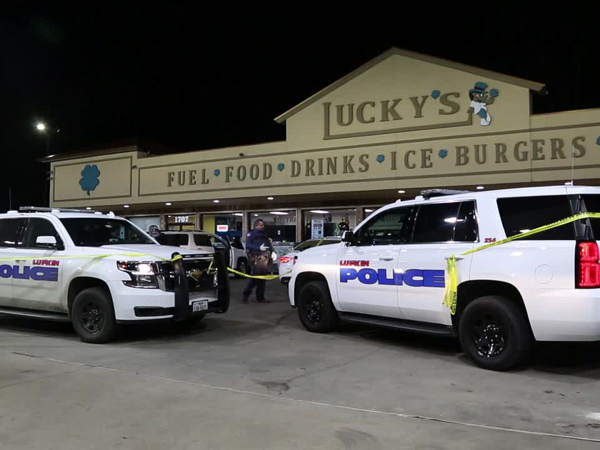 Lufkin Police Department releases names of victims, suspect in stabbing incident at convenience store