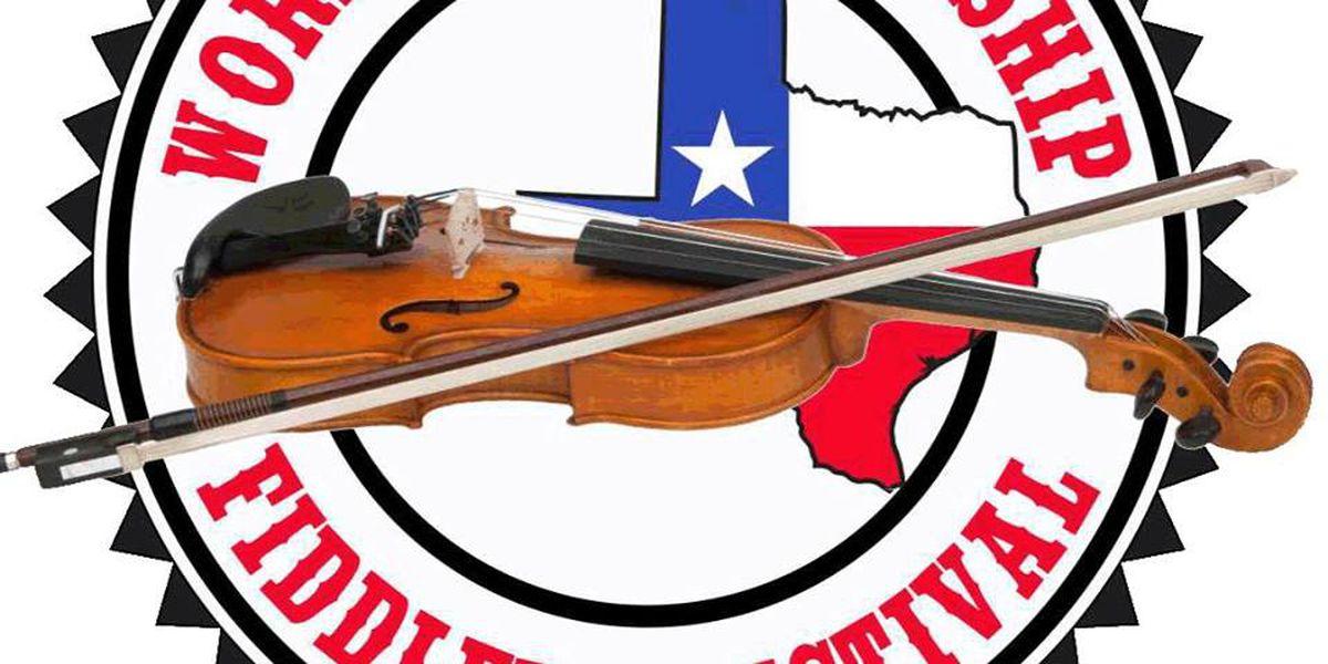 Crockett hoping to keep World Championship Fiddlers Festival alive