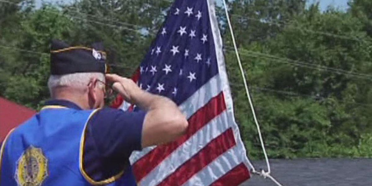 Lufkin celebrates Flag Day with special downtown celebration