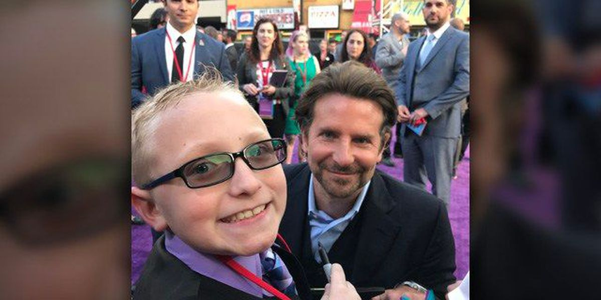 An East Texan's wish led him to 'Avengers: Infinity War' Premiere