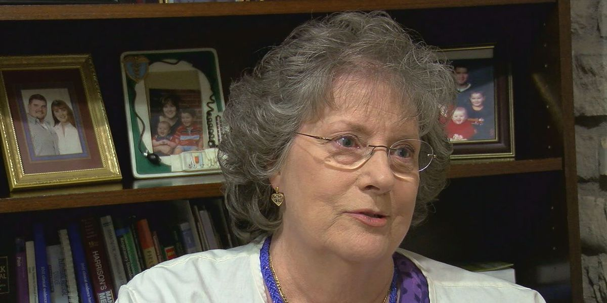 San Augustine nurse gets doctorate at the young age of 71