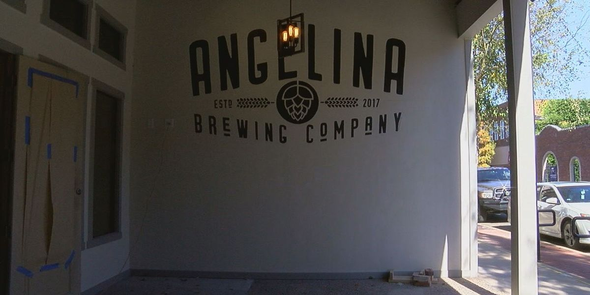Grand opening, doors to soon open for craft brewery in Lufkin