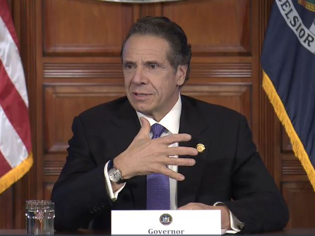Governor to take ventilators in aid of NYC hospitals under virus strain