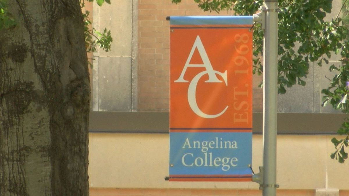 Angelina College to close Crockett location