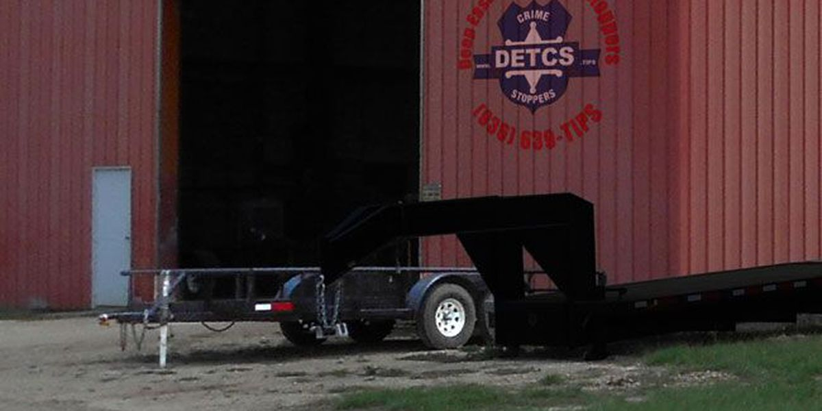 Crime Stoppers Crime of the week: Stolen trailer