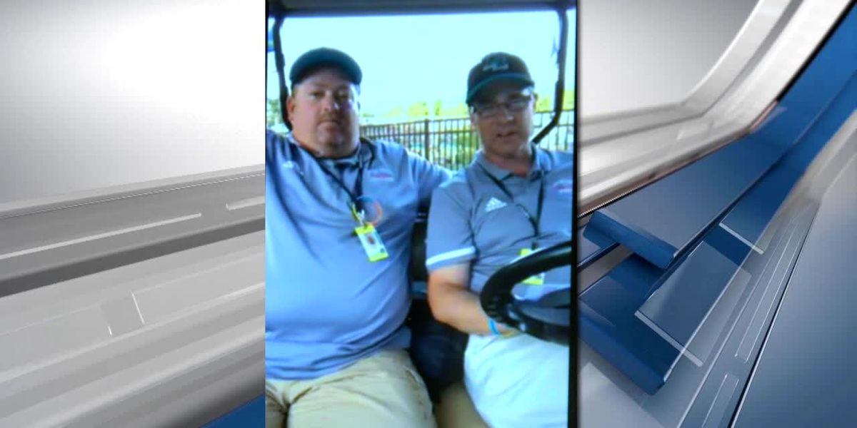 LLWS Hosts Ron Frick and Michael Lundy reflect on Lufkin All-Stars