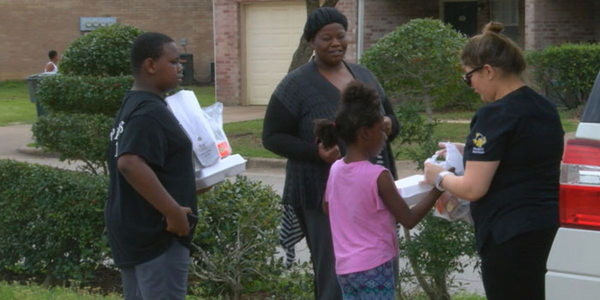 Nacogdoches ISD begins weekday meal delivery routes for students