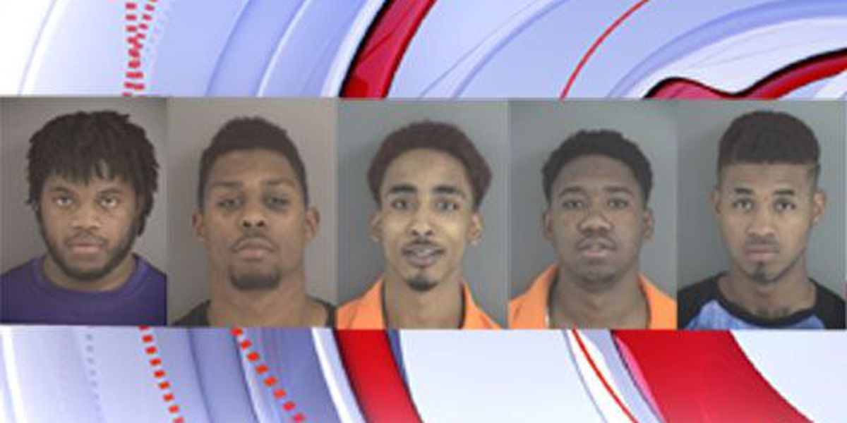 5 arrests made in gang-related Lufkin fight, drive-by shooting, cinder block assault