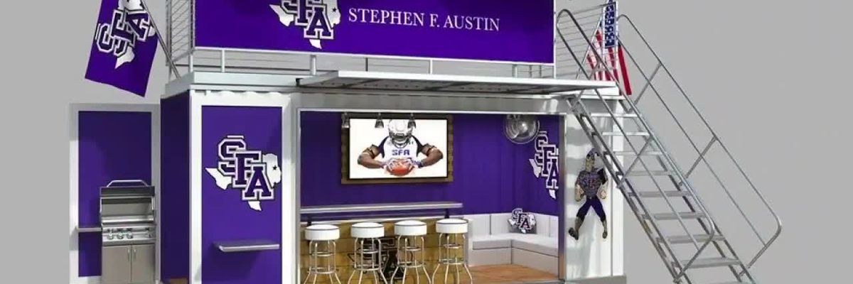 SFA introduces new luxury box seating for upcoming season