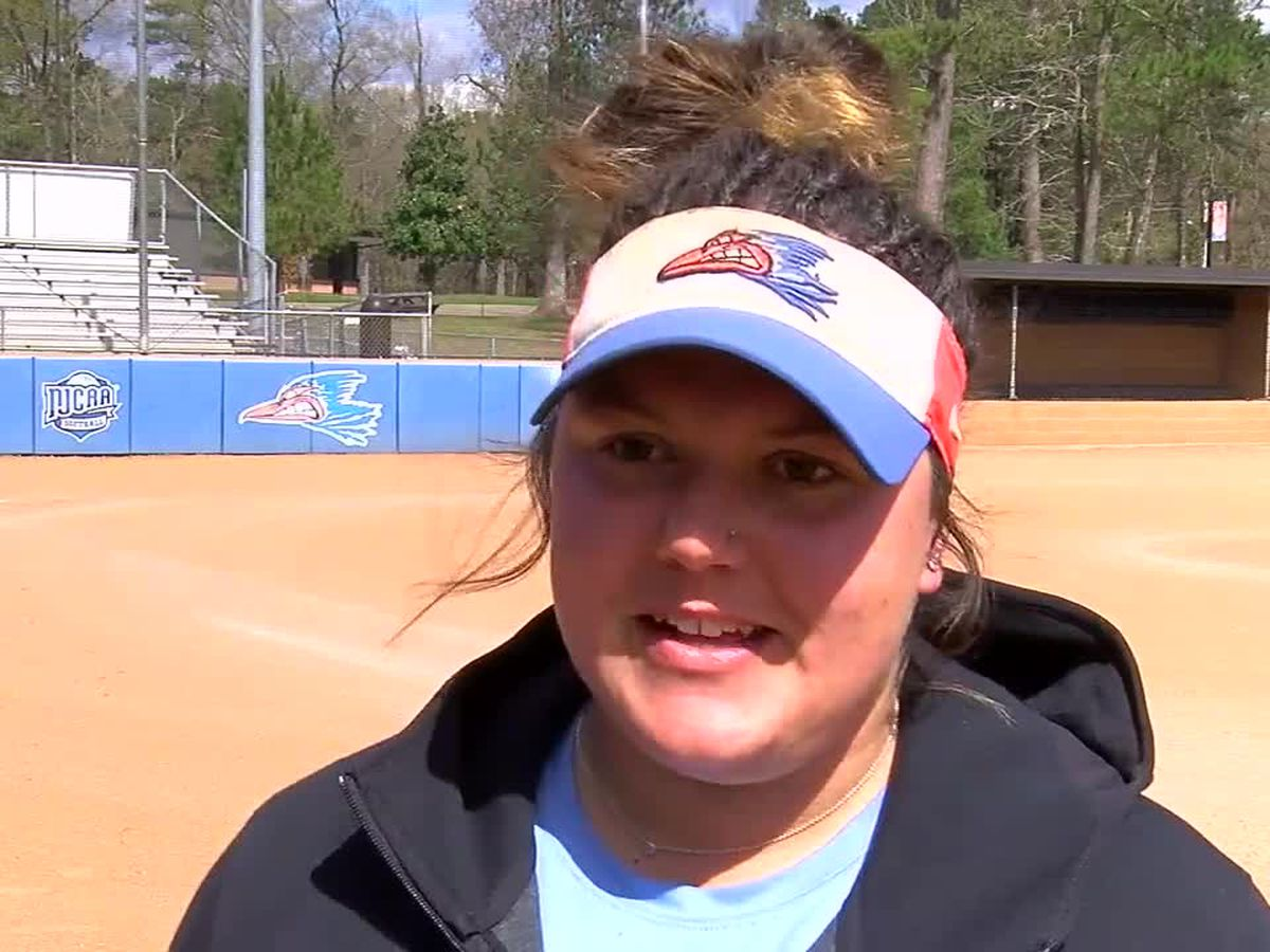 WEBXTRA: Sara Mayes powering AC softball to win column