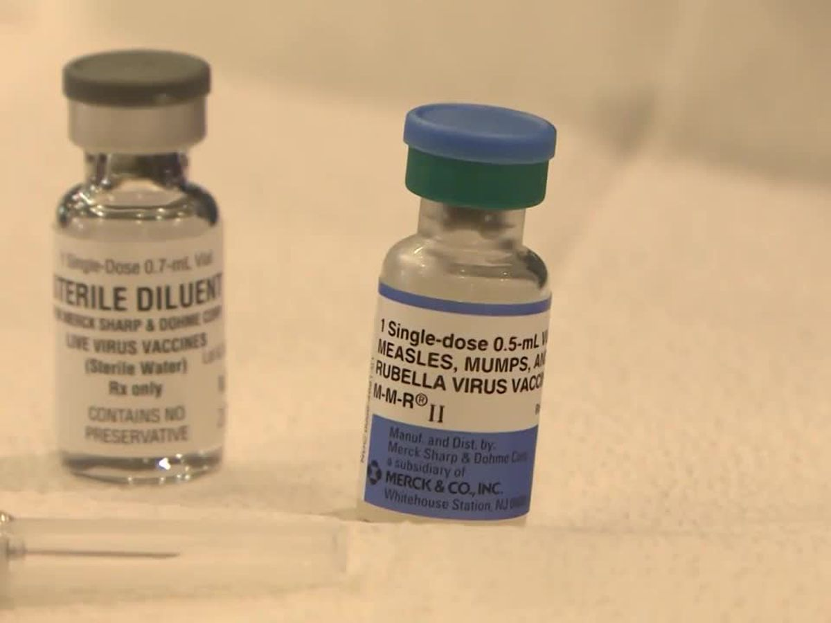 No increase in measles cases in the US for second week