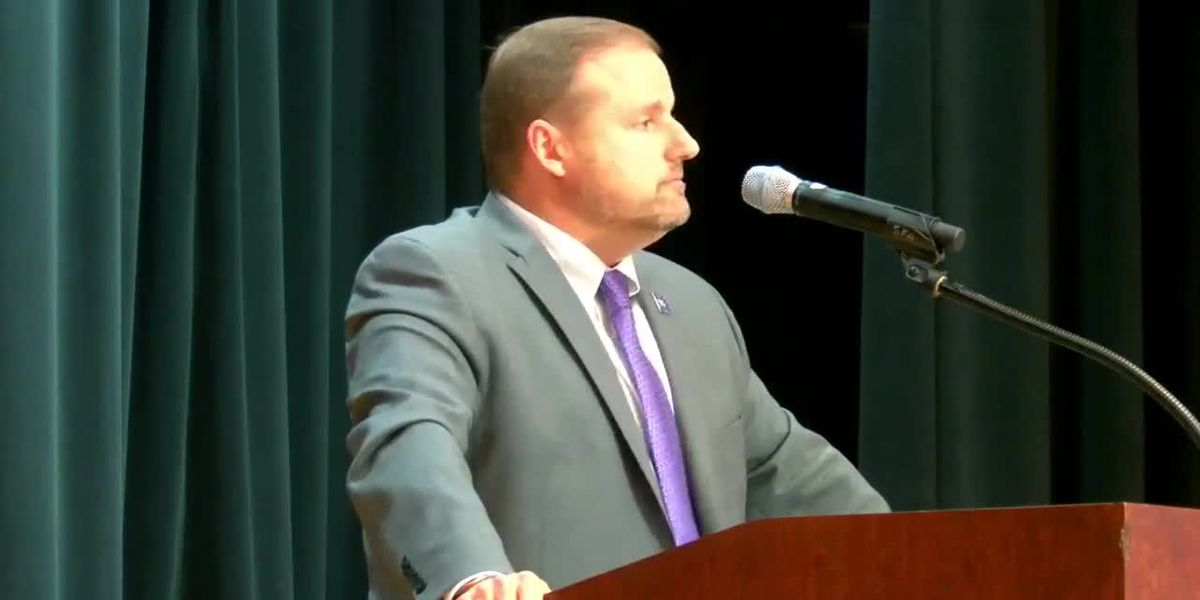 Grit, Grace, Gratitude: New SFA president delivers first State of the University address