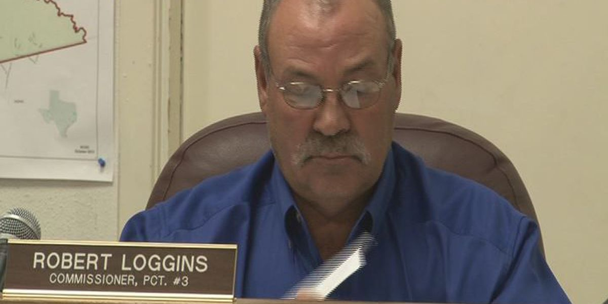 Man who accused Angelina Co. commissioner says use of equipment abuse of power