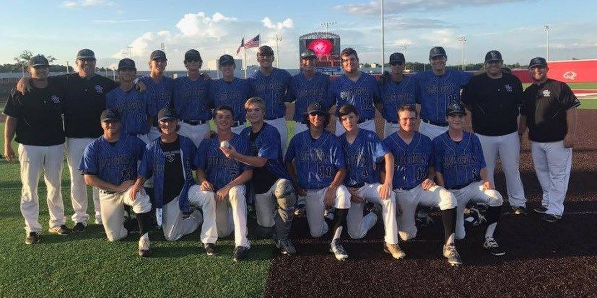 Central Heights wins baseball state championship with 10-0 run rule over Wall