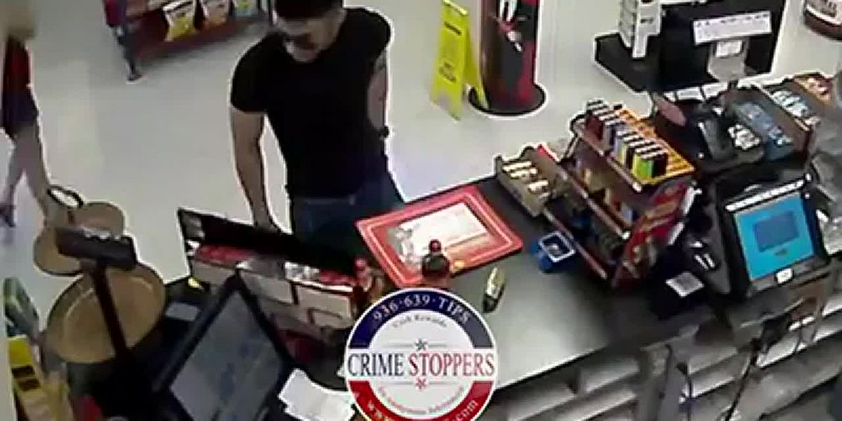 Crime Stoppers: Man suspected of using cloned debit cards to steal money from accounts