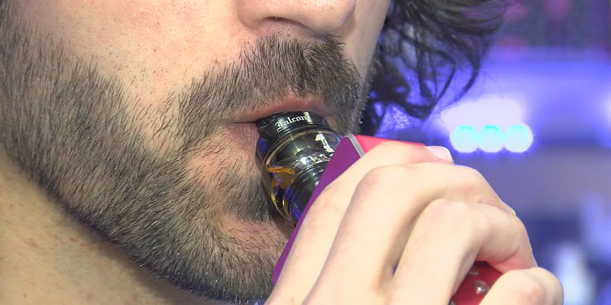 Coalition to propose adding e-cigarettes, vaping to Nacogdoches smoking ordinance