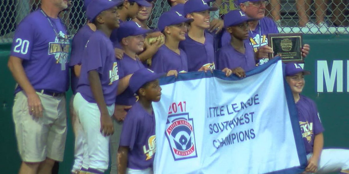 Lufkin Little League announces 2018 All-Star rosters