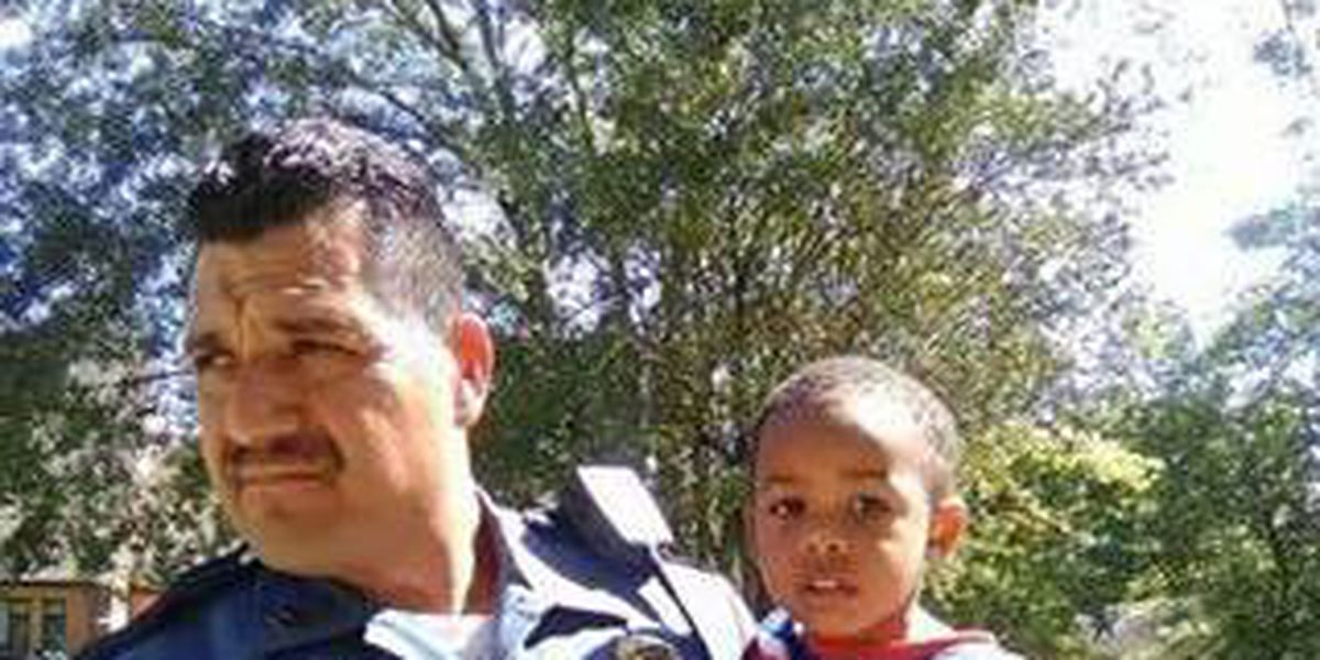 Lufkin PD locates parent of small child found wandering on Fourth Street