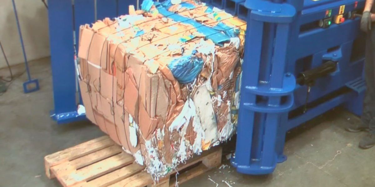 Recycle baler purchase may boost Nacogdoches recycling efforts
