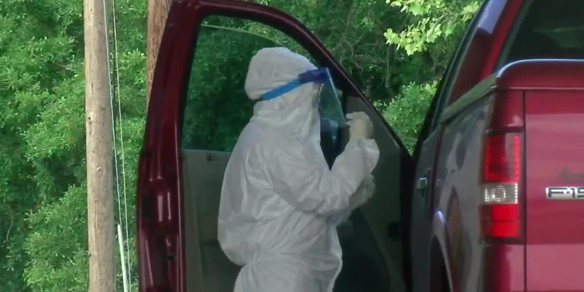 Several mobile COVID-19 testing sites planned this week in East Texas