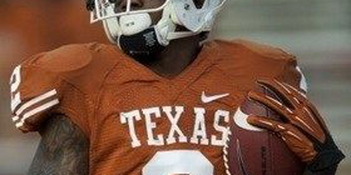 East Texas UT football player charged with felony sexual assault