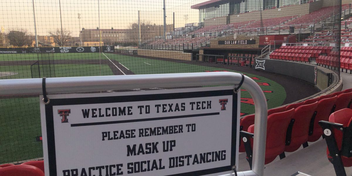 Texas Tech Baseball to allow increased fan capacity this weekend