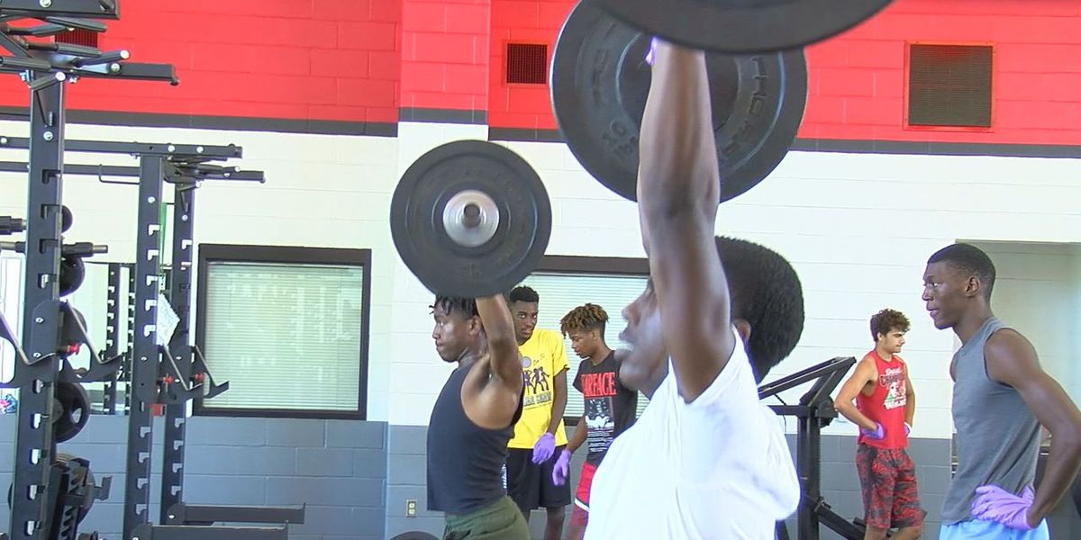 San Augustine sees summer workouts as beginning of quest for forth straight regional title