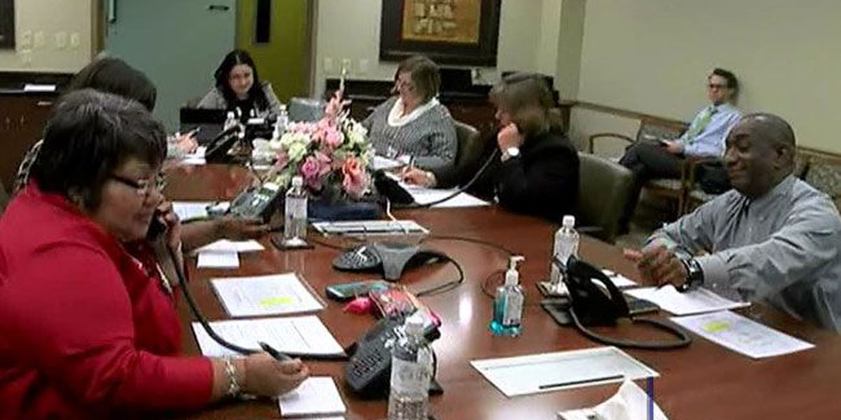 Burke, KTRE healthcare hotline gets 202 callers; organizers pleased with results