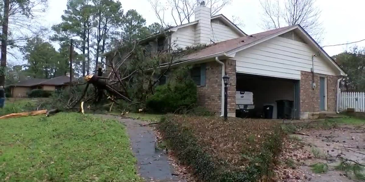 NWS: 7 Tornadoes touched down in six counties