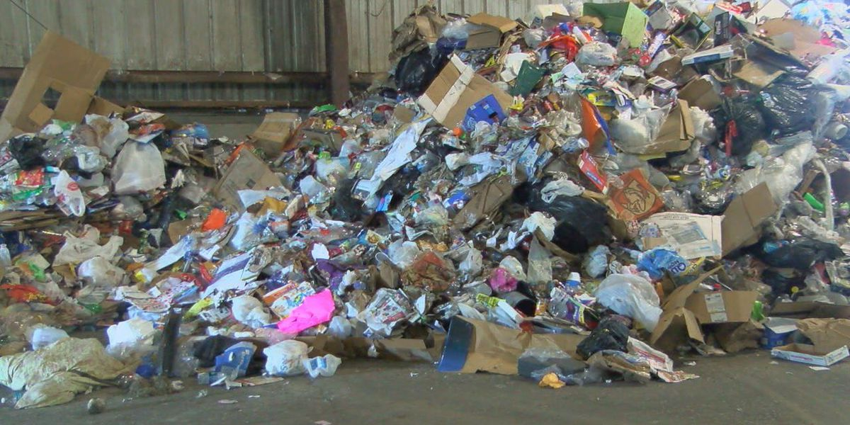 Take a step inside the Lufkin Recycle Center, learn tips on how to do it right
