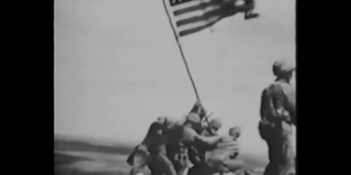 East Texan reflects on iconic flag raising on Iwo Jima