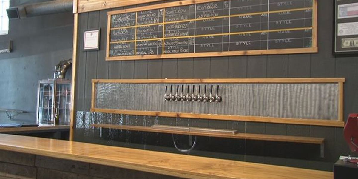 Lufkin's 'Big Thicket Brewery' opening their taps soon