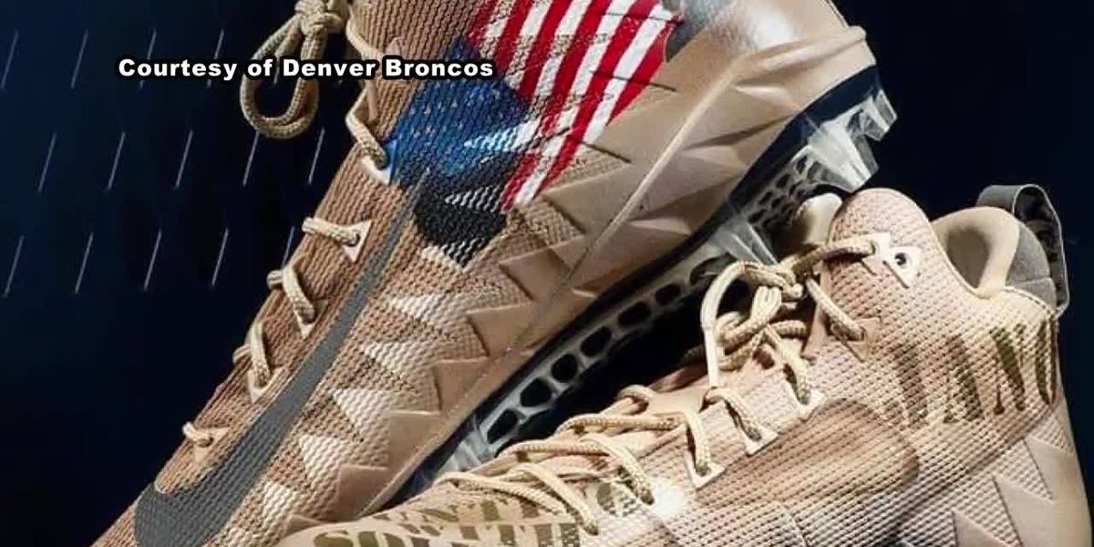 Non-profit group with East Texas ties to be featured on NFL cleats this Saturday