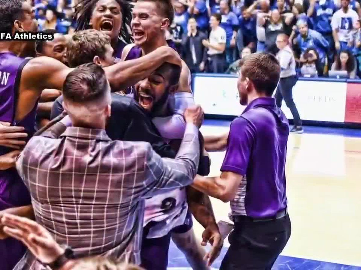 SFA receives votes for AP Top 25