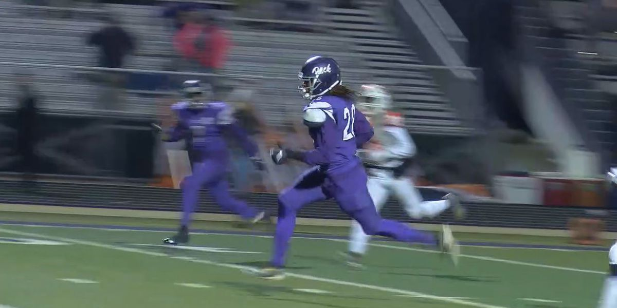 Lufkin 3-star running back commits to University of Washington