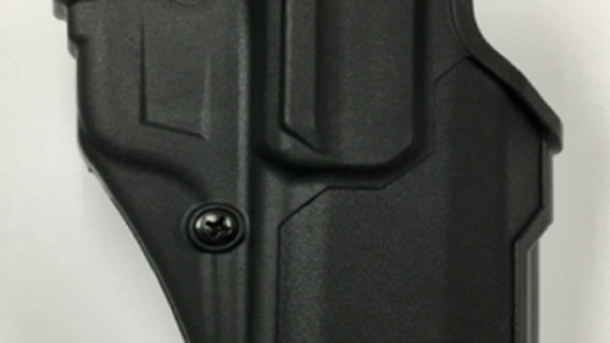 Blackhawk gun holsters recalled due to possibility of injury due to safety moving