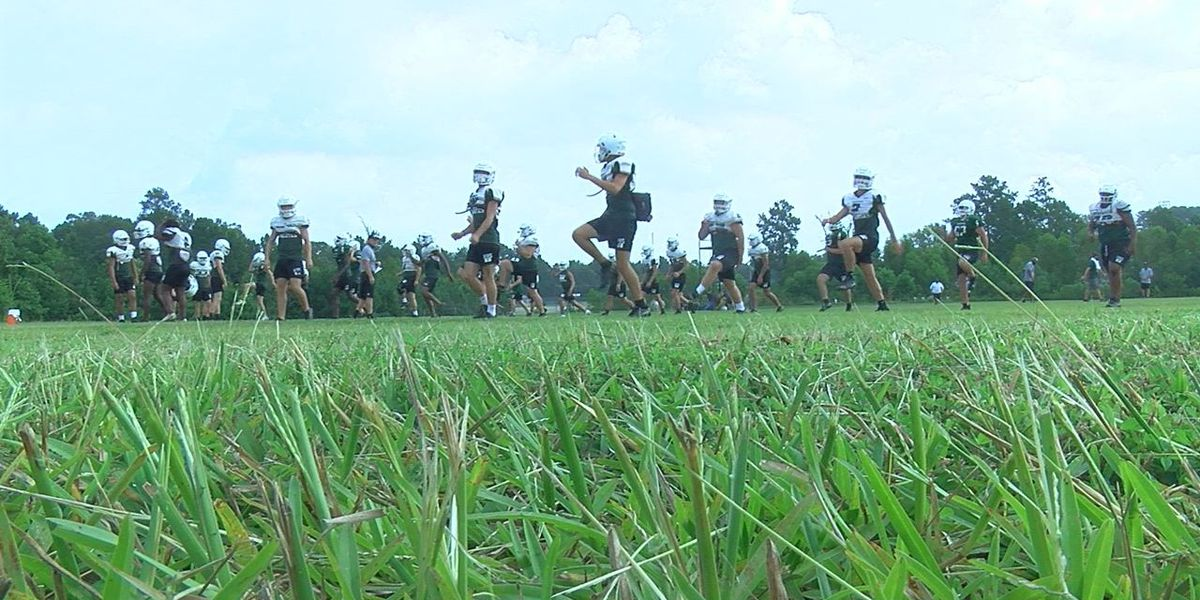 Deep East Texas teams return to practice after disruption from Hurricane Laura