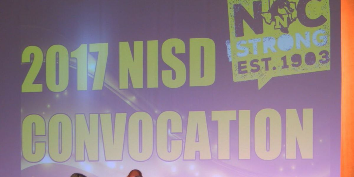 Nacogdoches ISD Convocation lifts morale