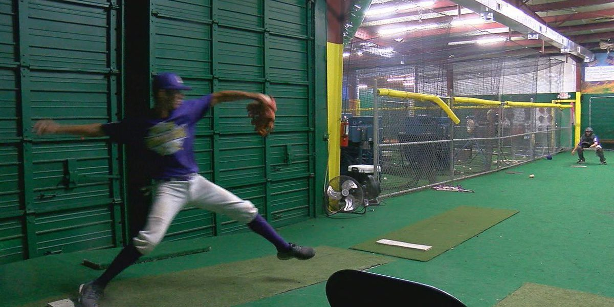 Monday storms don't stop Lufkin All-Stars from practice