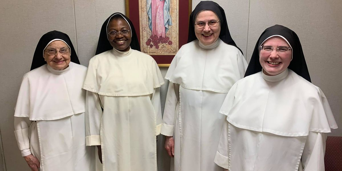 Power of Prayer: Dominican Nuns of the Monastery of the Infant Jesus