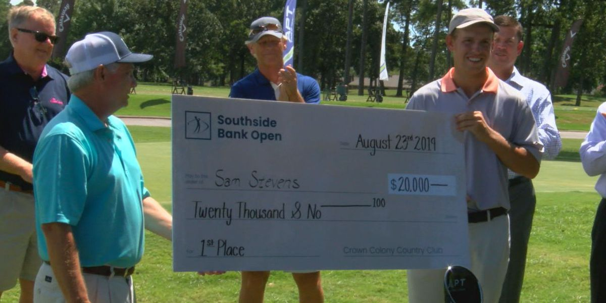 Wild finish at Southside Bank Open