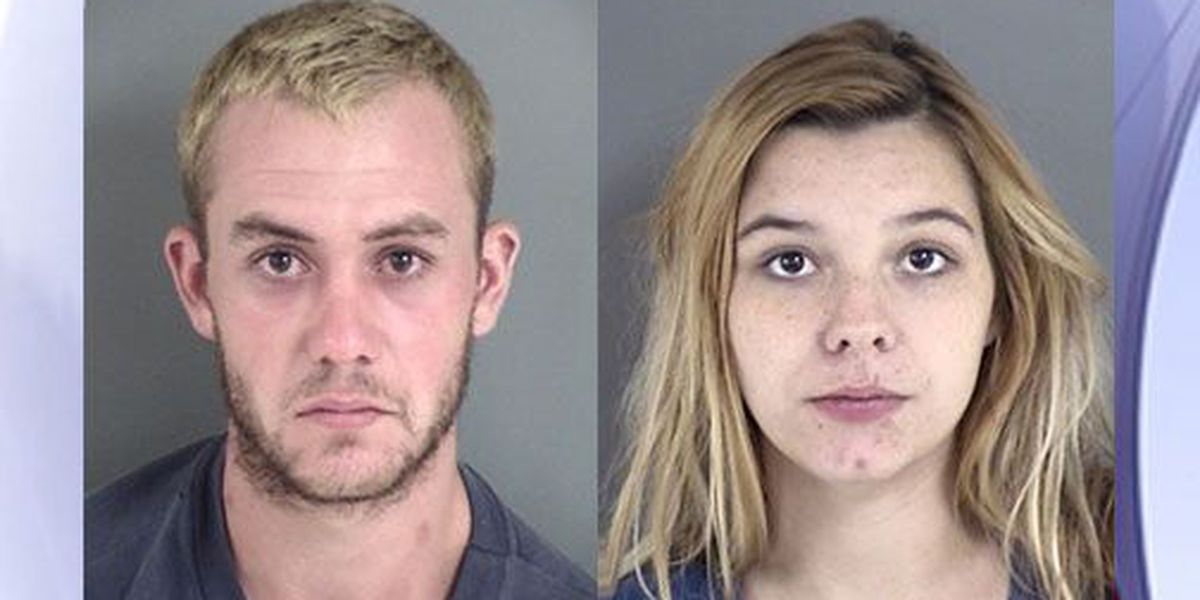 Huntington parents arrested after their 1-year-old son tests positive for meth, amphetamine