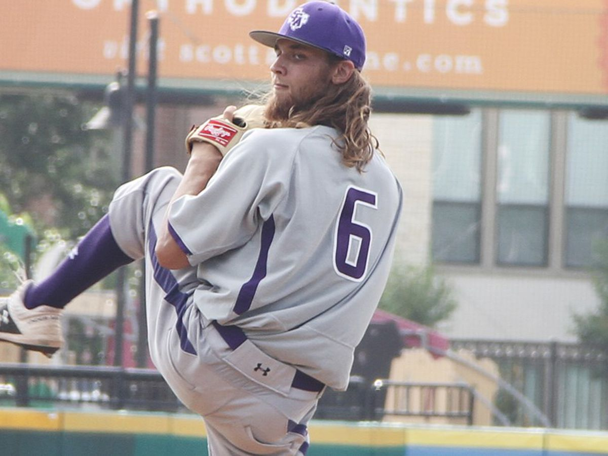 SFA pitcher named to ABCA/Rawlings All-Central Region Second Team