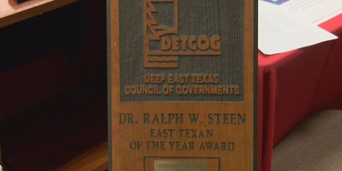 State Rep. James White named DETCOG's 'East Texan of the Year' award