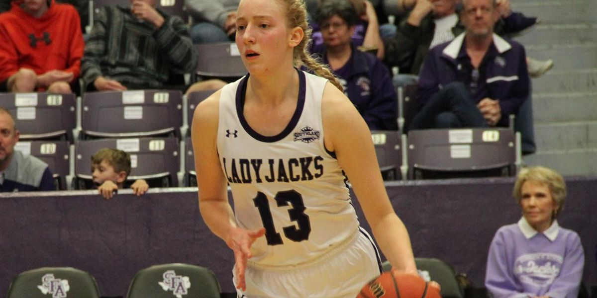 SFA Ladyjacks looking to remain perfect at home this season